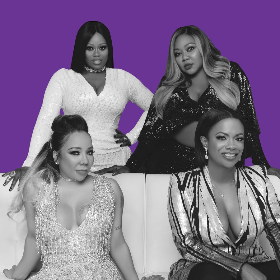Xscape's Tamika Scott Assures Fans There's No Beef Between The Group