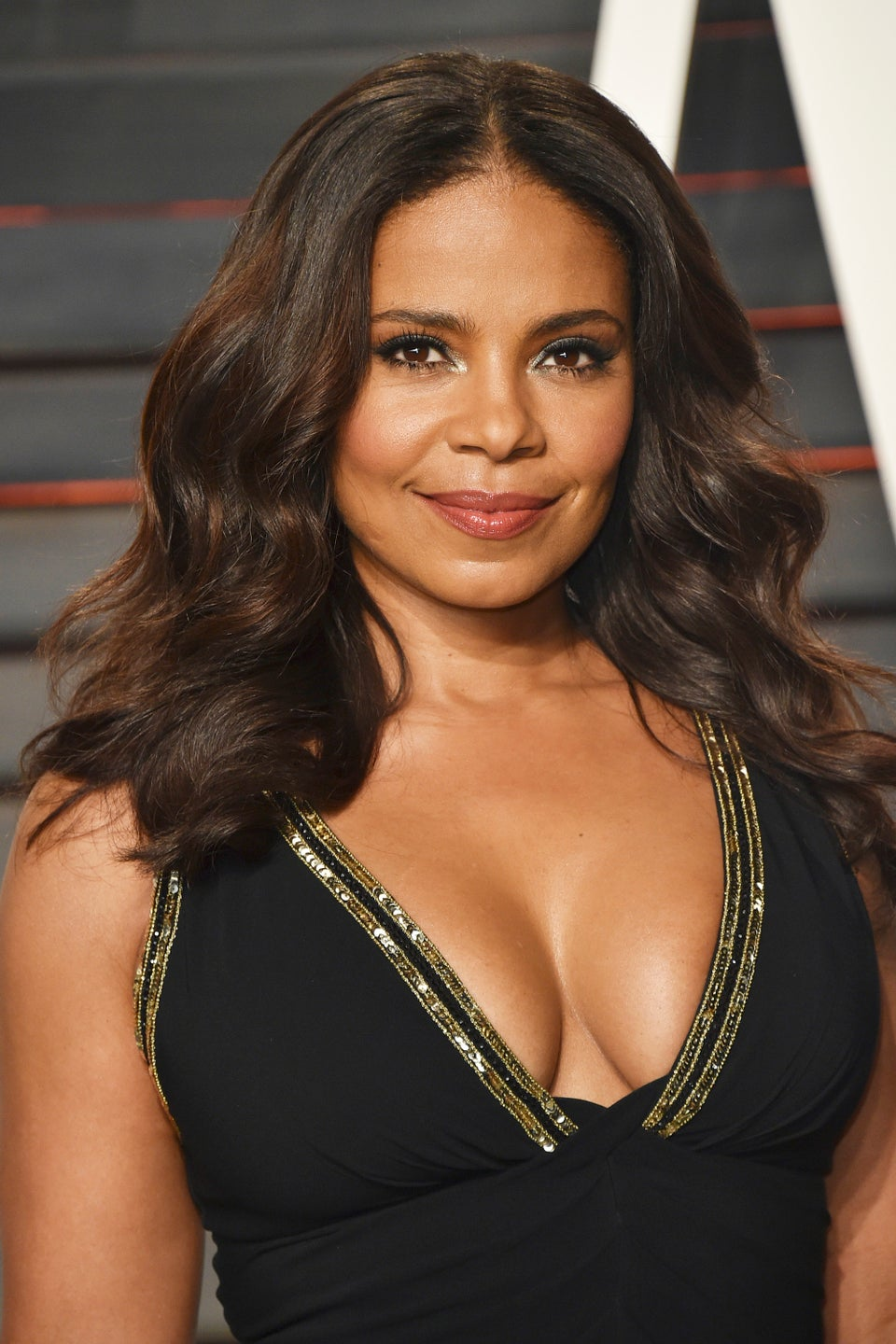 Sanaa Lathan Is A Babe In Braids, Obvs