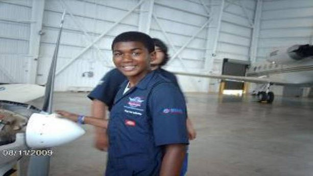 Trayvon Martin Will Receive A Posthumous Degree From The University Where He Was Training To Become A Pilot