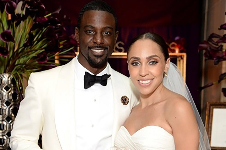 Lance Gross and Wife Rebecca Welcome Their Son, Lennon ...