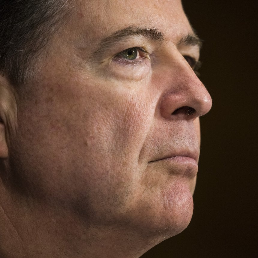 James Comey Will Testify in Open Session Before Senate Intelligence Committee