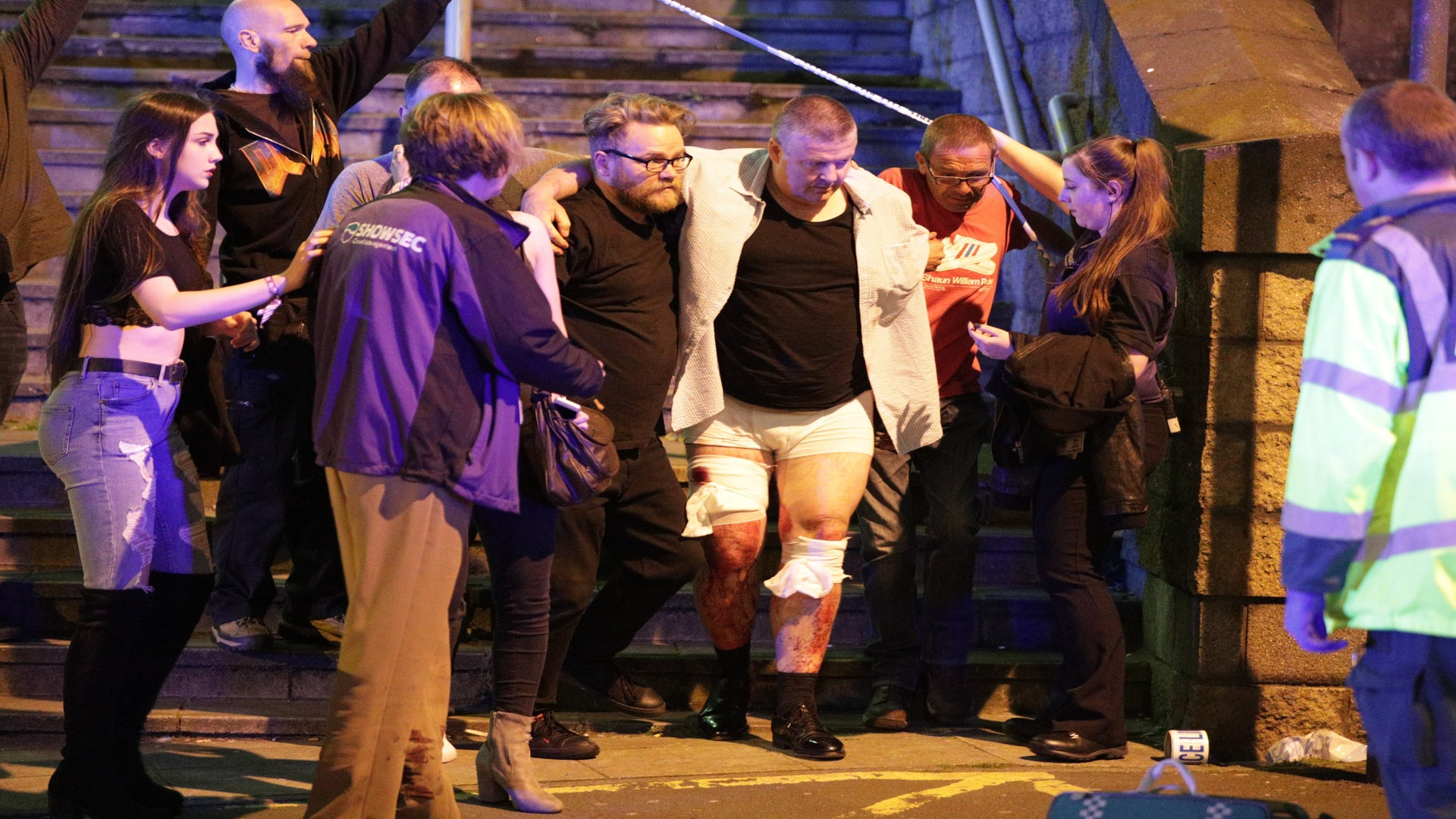 At Least 19 Dead After Explosion at Ariana Grande Concert in Manchester