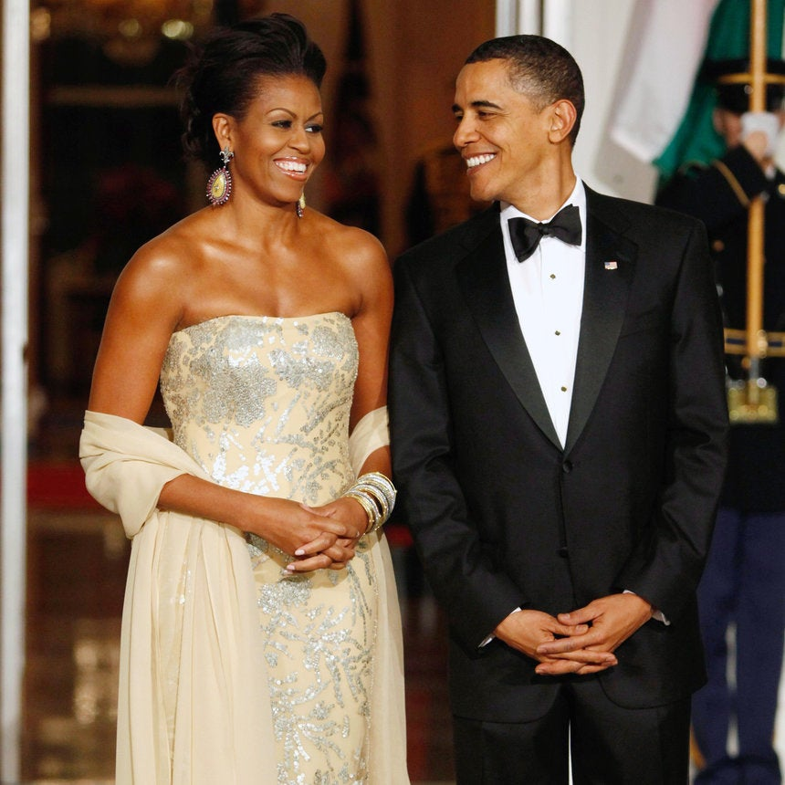 President Obama Promises His Museum And Library In Chicago Won't Be An 'Ego Trip' —But It Will Include Michelle's Dresses