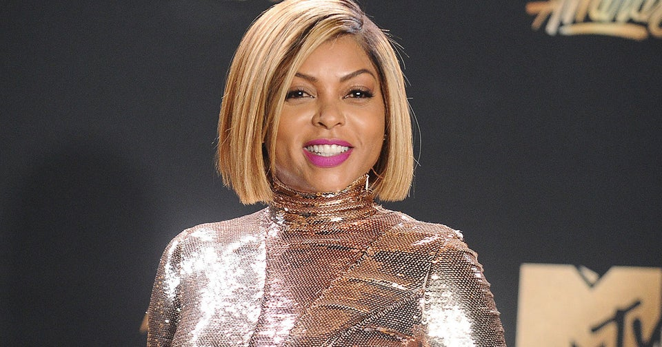 Taraji P. Henson Spoke About The Need For Unity In A Rousing Award Show Speech
