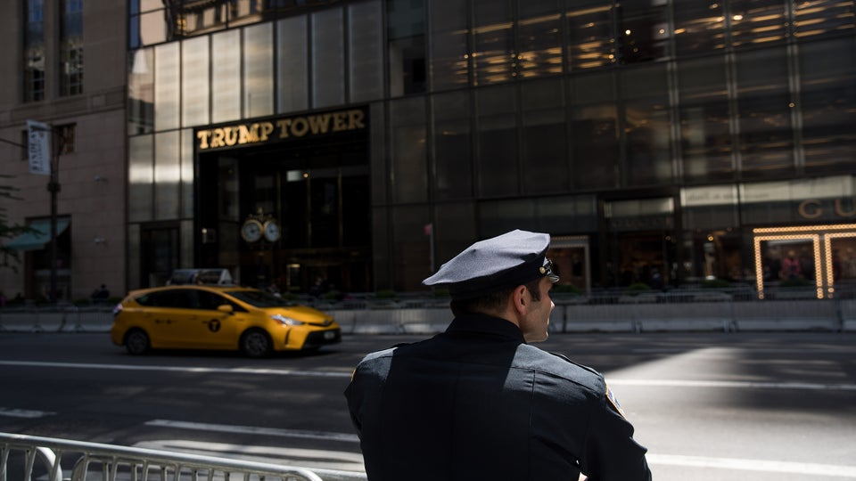 The NYPD Expects To Spend $42.5 Million Protecting The Trump Family By June
