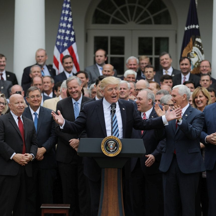 Republican Health Care Bill Would Lead To 23 Million Fewer Americans With Insurance