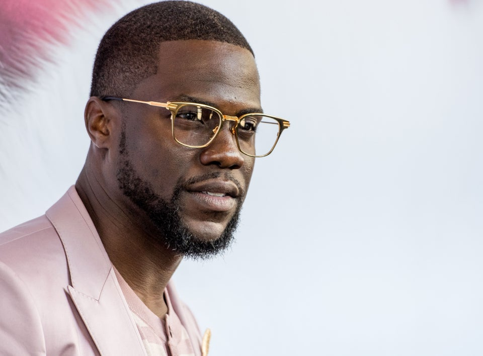 Kevin Hart Confirms He's Hosting The 2019 Oscars