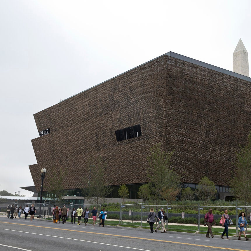 A Noose Was Found At TheNational Museum Of African American History In D.C.