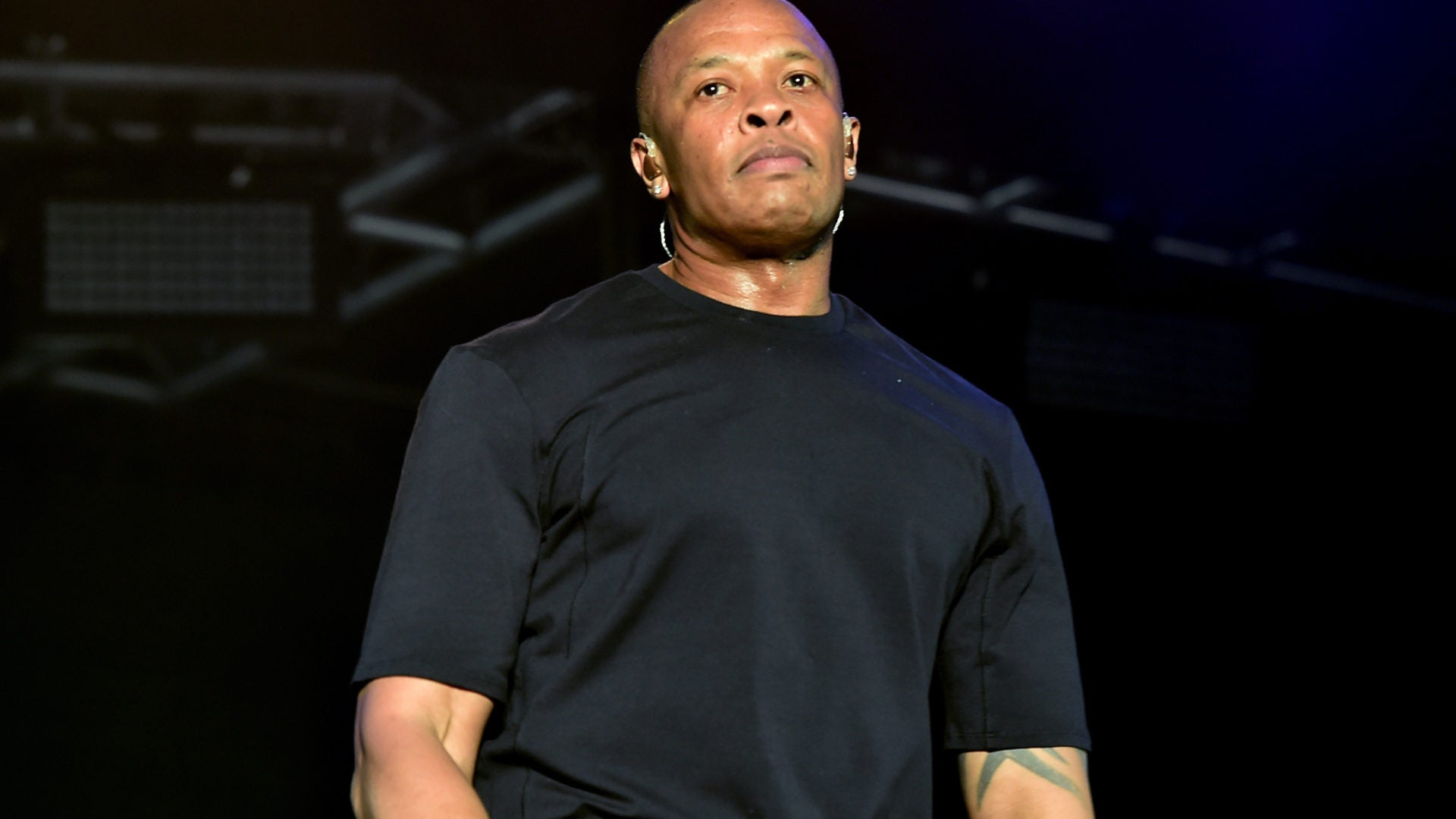 Dr. Dre Brags About 'No Jail Time' After Daughter Accepted Into USC