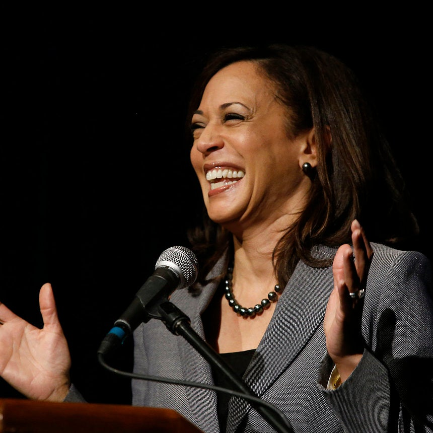 Kamala Harris' Black Music Month Playlist Is The Only Thing We Want To Hear