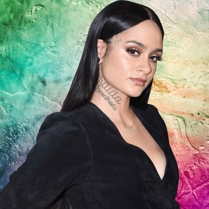 Kehlani Reveals Her Child's Father Is Her Guitarist