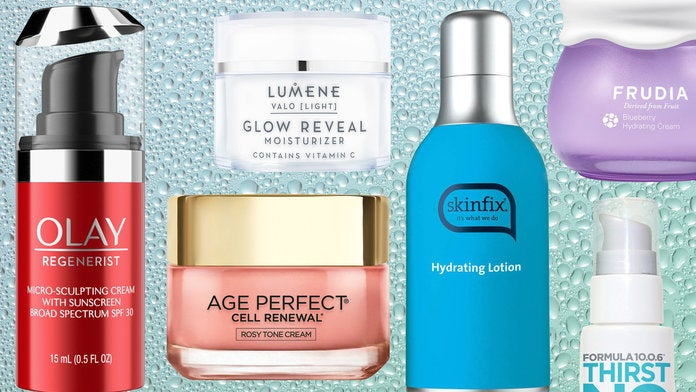 The 7 Best Drugstore Moisturizers Right Now