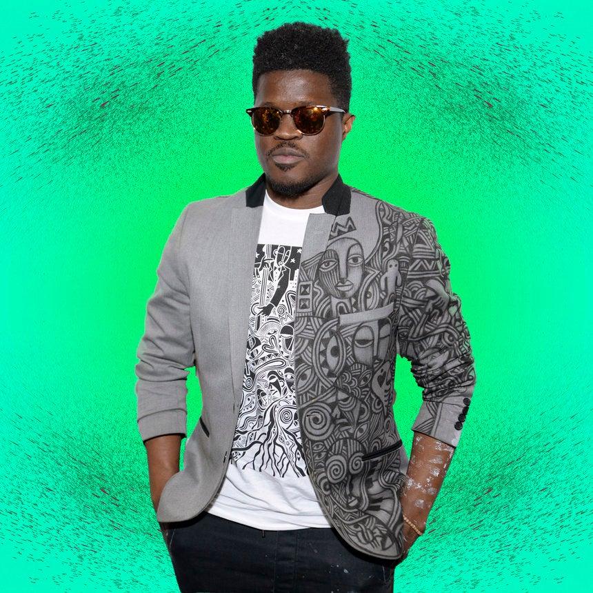 Artist andRenaissance Brother Laolu Senbanjo Does It All For the Culture