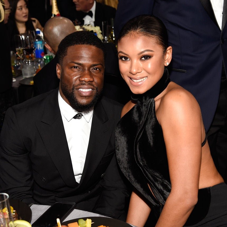 Kevin Hart and His Wife Were All Smiles At The Launch Of His New Comedy Network