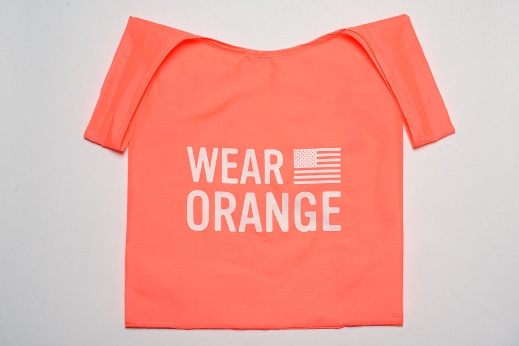 Wearing Orange Can Help Stop Gun Violence, Seriously