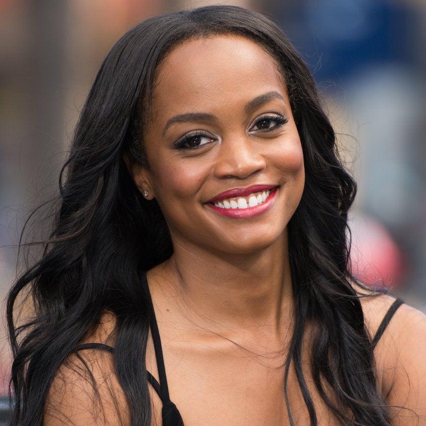 Rachel Lindsay Cracks Under'Pressures' of Being First Black Bacheloretteas Accusations of Racial Targeting Fly
