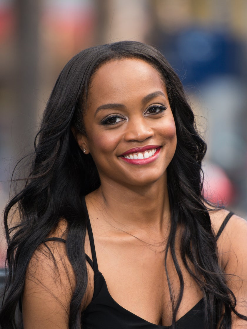Rachel Lindsay Cracks Under 'Pressures' of Being First Black Bachelorette as Accusations of Racial Targeting Fly