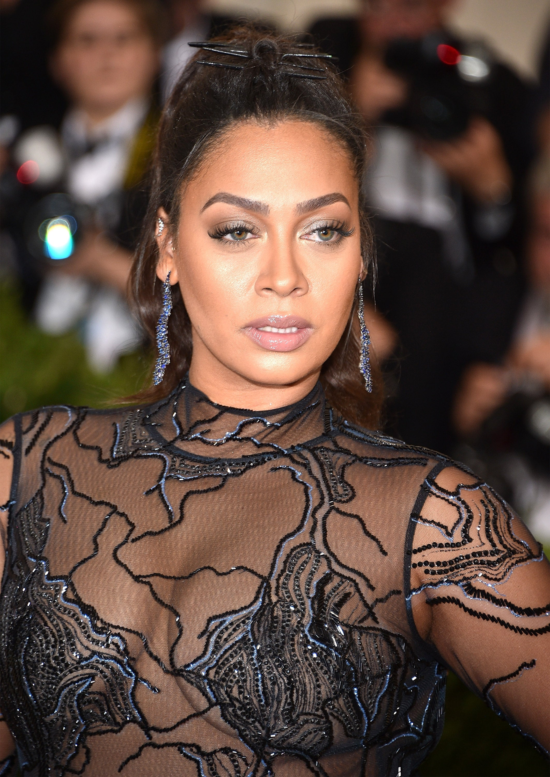 La La Anthony And Other Celebs Plead For Puerto Rico Relief