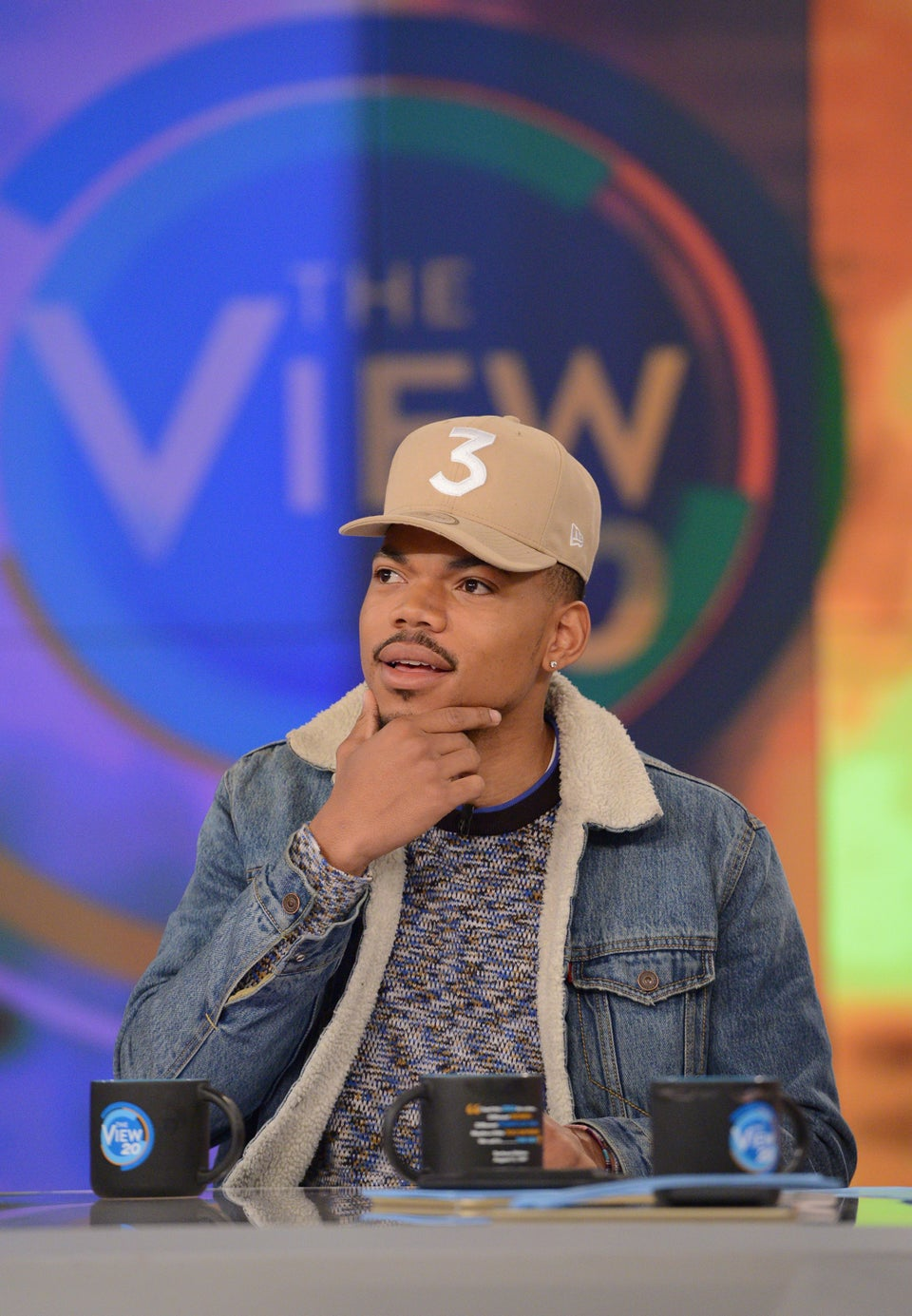 Chance The Rapper Shares How The Black Women In His Family Inspire His Spirit Of Activism On 'The View'