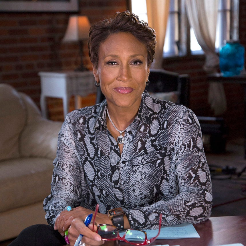 Cancer Survivor Robin Roberts Voices The Mom Of A Chemotherapy Patient For Doc McStuffins