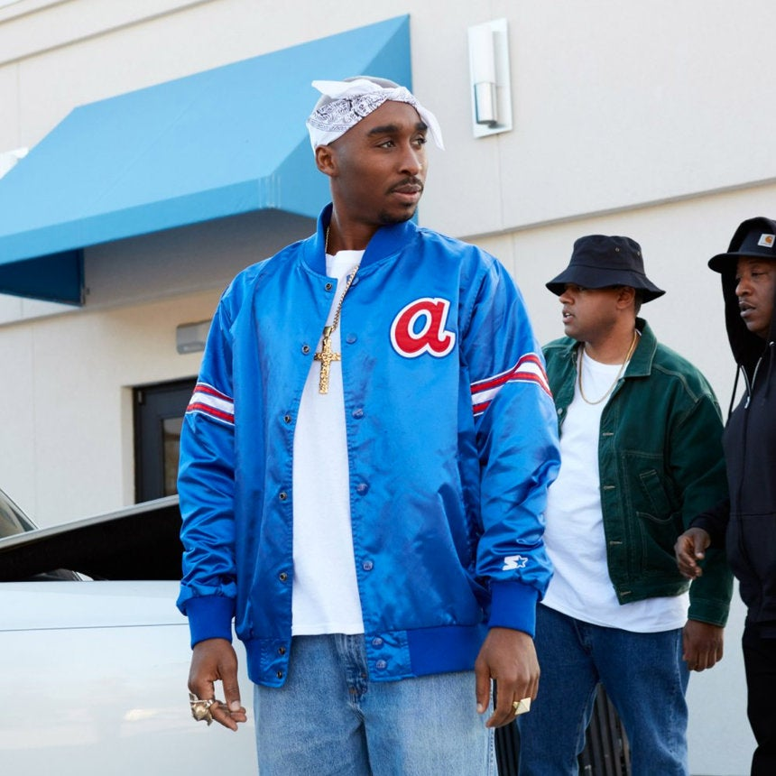 Tupac Shakur Biopic Director Benny Boom Presents a Cast That's Sure to Shine