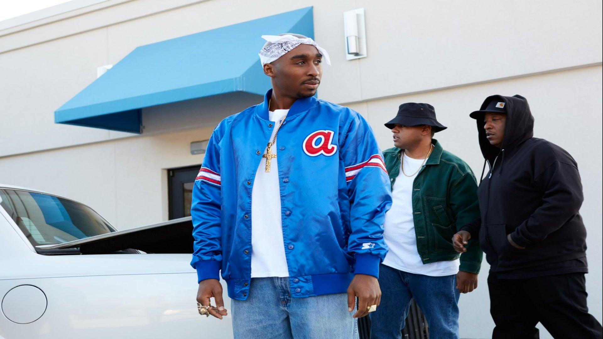 Tupac Biopic Director Benny Boom Presents a Cast That's Sure to Shine