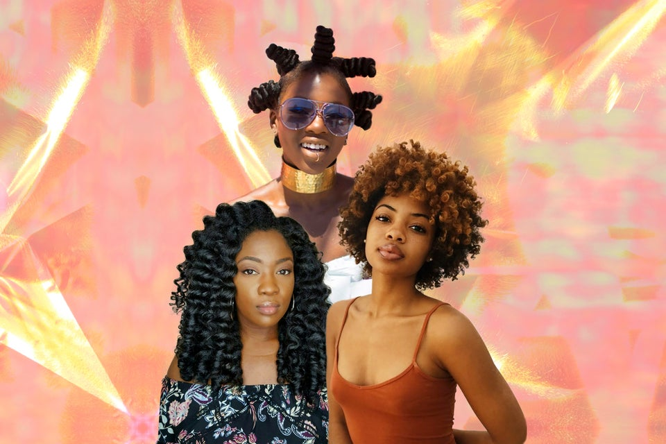 18 Heat-Free Ways to Style Long 4C Hair For Summer