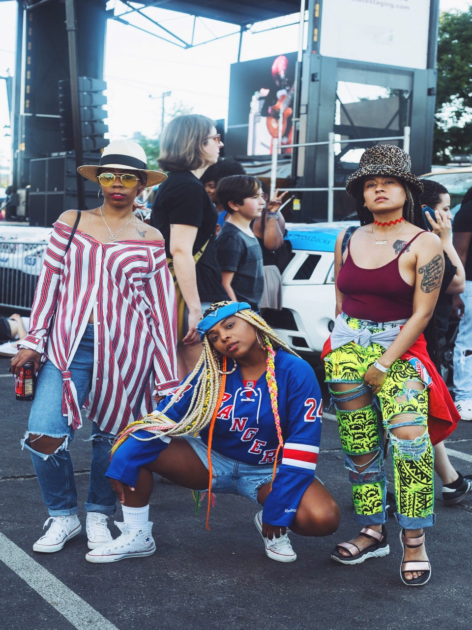 16 Badass Looks from The 2017 Roots Picnic