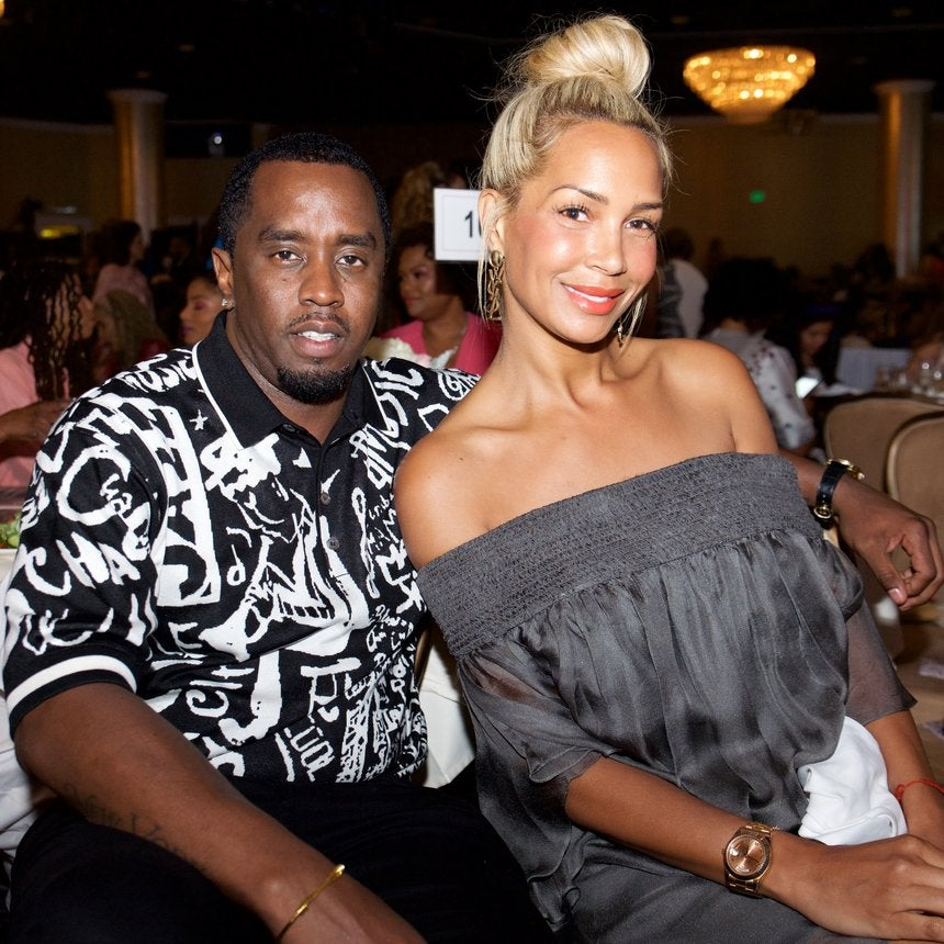 Here's Diddy's Secret To Successfully Co-Parenting