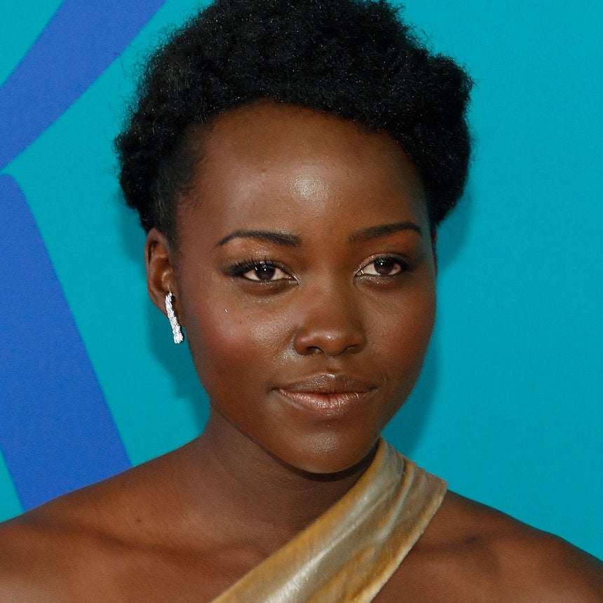 Lupita Nyong'o Got Her Cosplay On During Comic-Con And No One Knew It