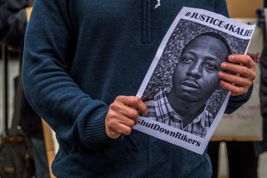 Kalief Browder Criminal Justice Reform - Essence
