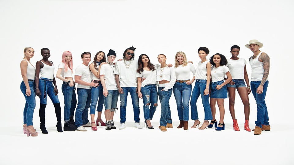 Yara Shahidi, Wiz Khalifa, Alek Wek and More Star in Gap's 'Bridging the Gap' Diversity Campaign