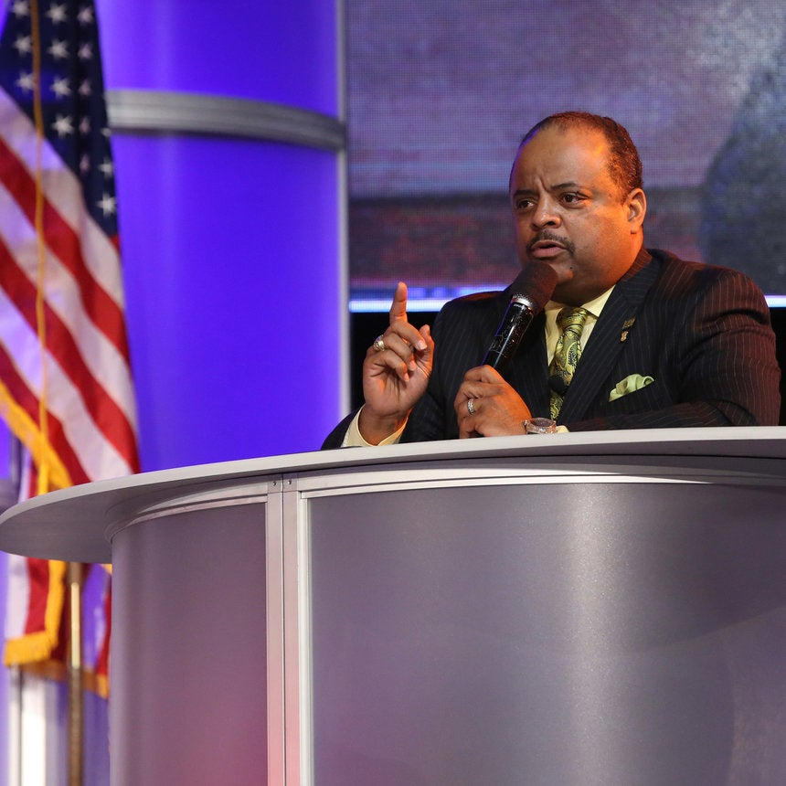 Roland Martin Makes Powerful Call For HBCU Graduates To Give Back To Their Schools