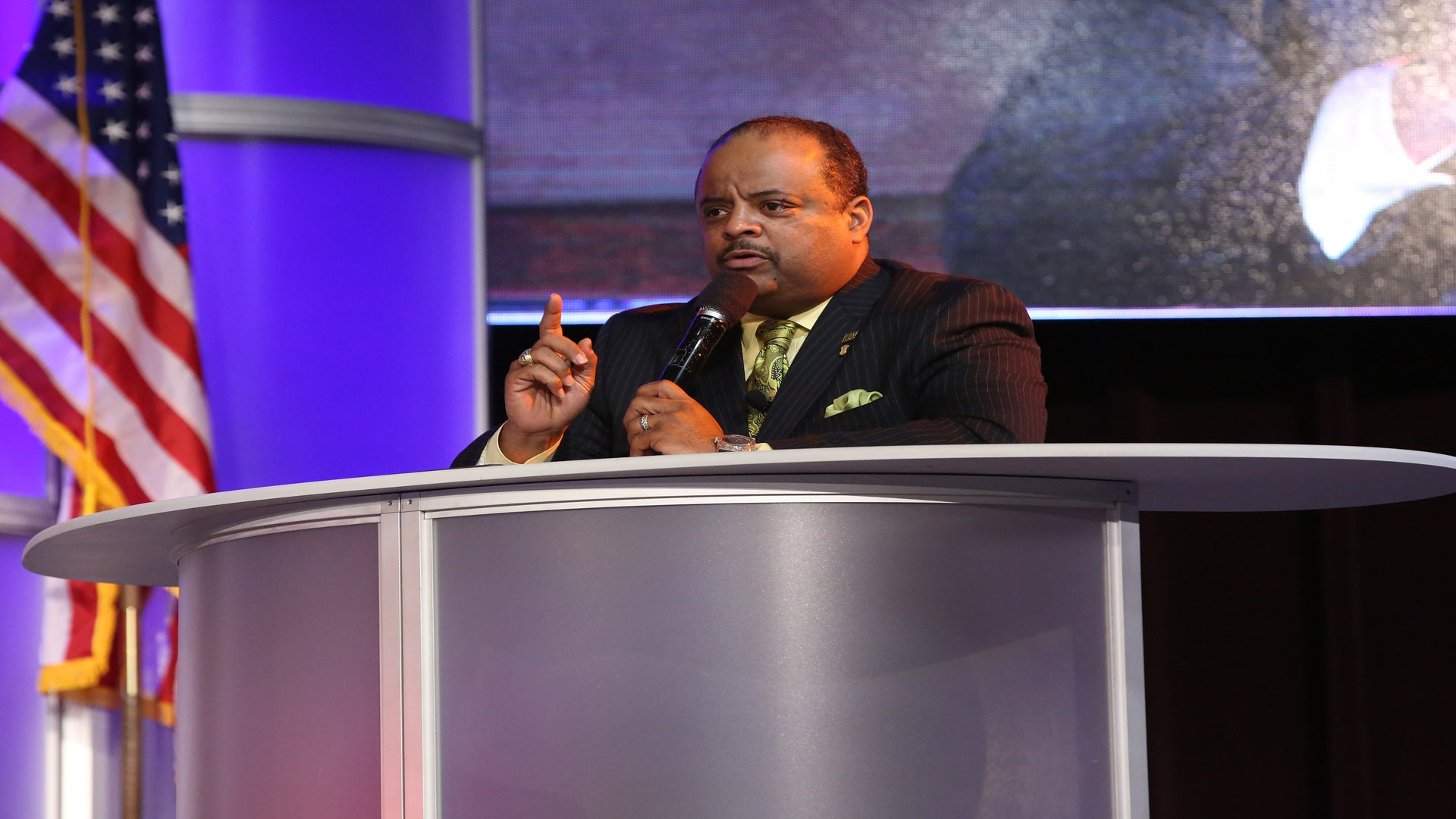 Roland Martin Fires Back At Mo'Nique For Questioning His Record Supporting Women