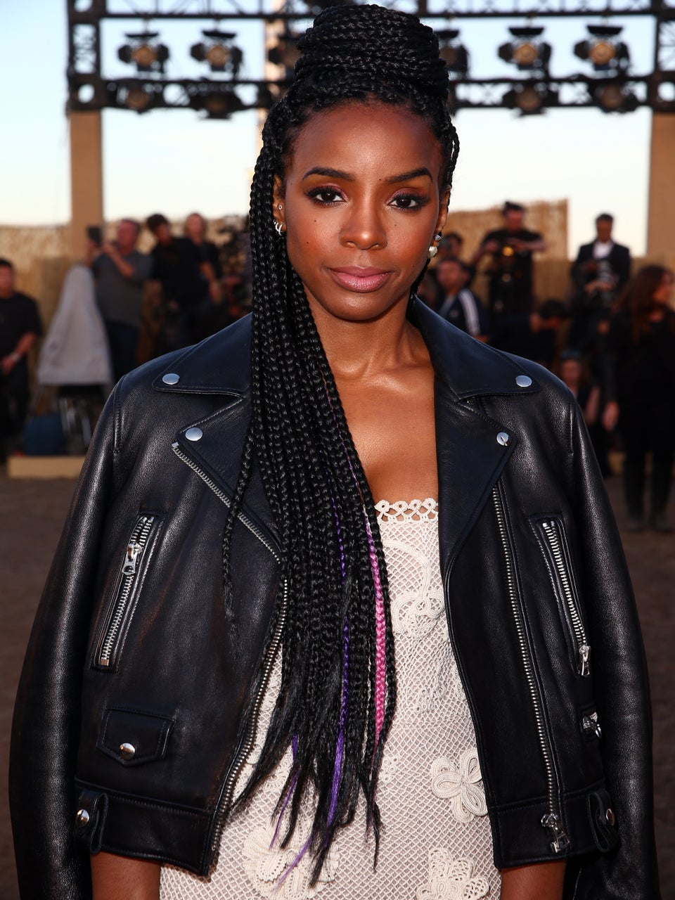How to Glow Like Kelly Rowland Past Labor Day