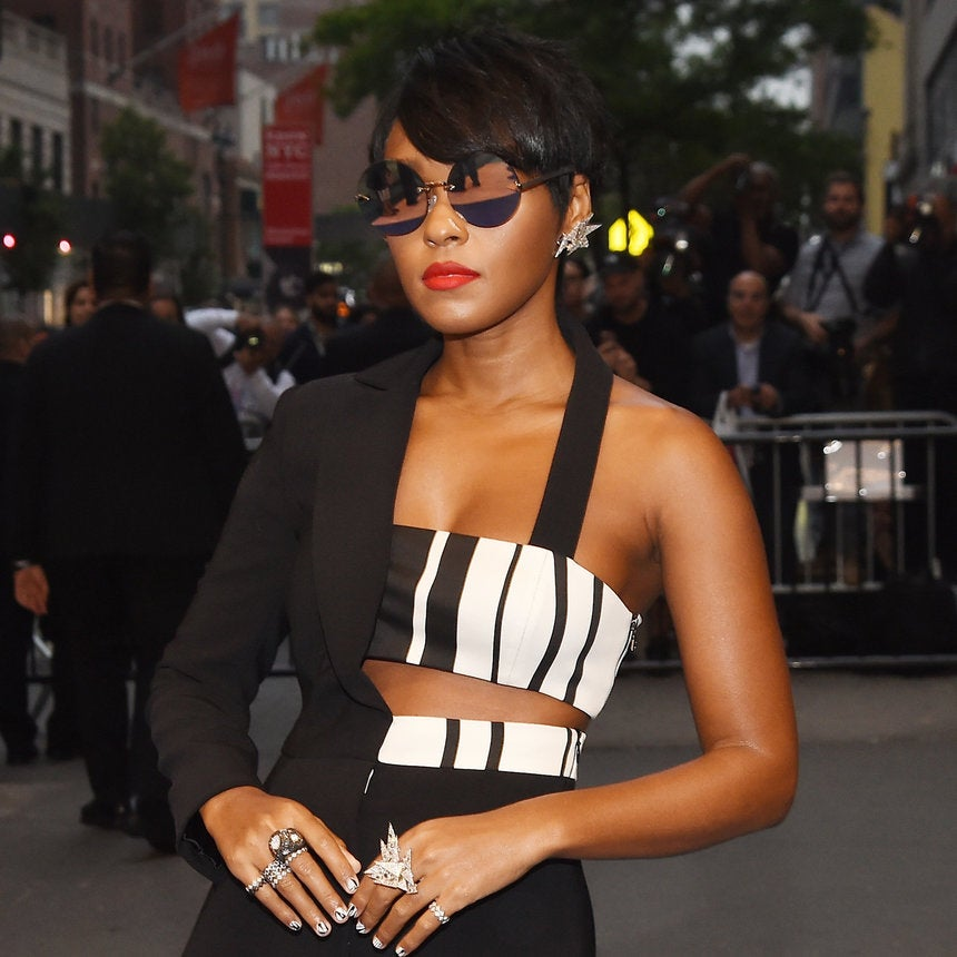 Janelle Monáe Accepts CFDA Fashion Icon Award, Says Her Style Is 'Connected to Philanthropy and Her Community'