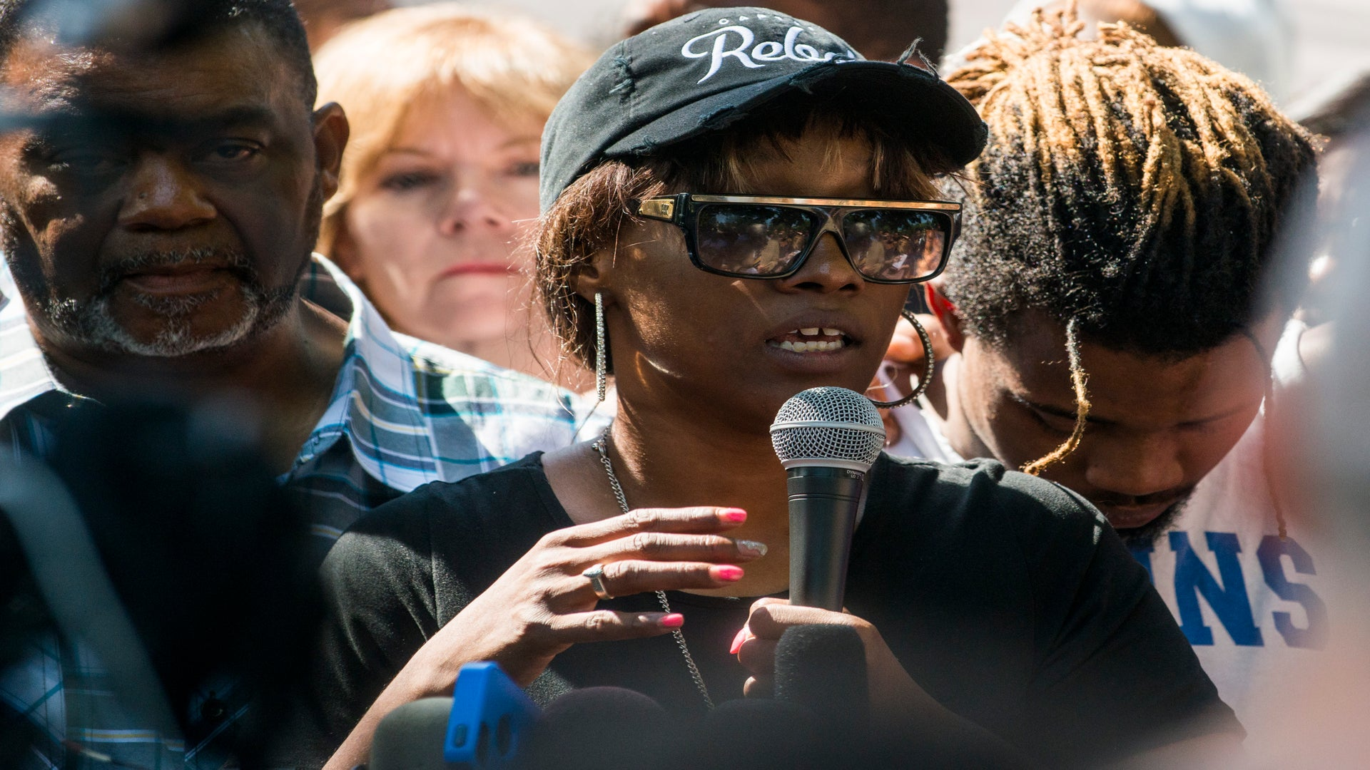 Fearing For Her Life, Philando Castile's Girlfriend Livestreamed Fatal Police Shooting