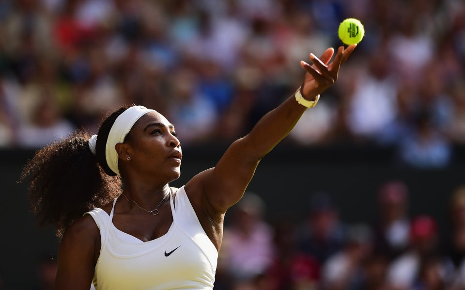 Serena Williams Says She Never Felt Broke Growing Up In Compton