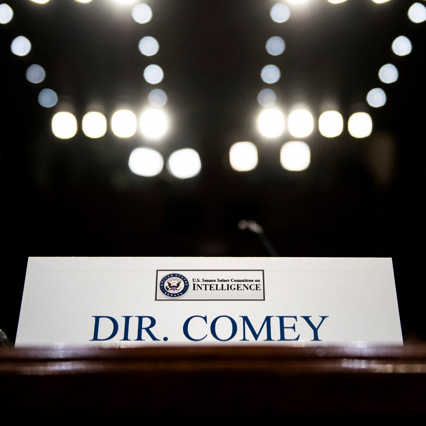 Pledging Loyalty And TheObstruction Of Justice: The Shocking Things We Learned From James Comey's Testimony