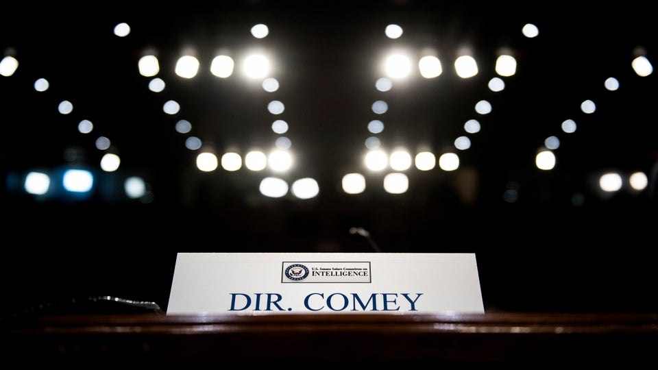 James Comey Senate Testimony Against Trump