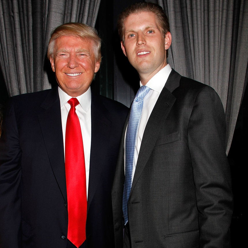 Donald Trump's Son Doesn't Think Democrats Are Human Beings