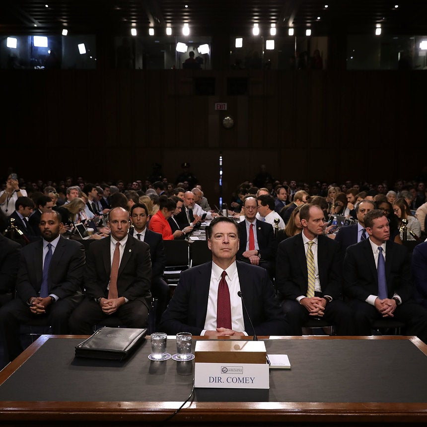 Lies And Defamation: 7Things From James Comey's Testimony We Can't Forget