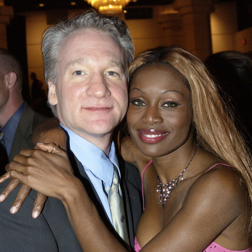 Ex-Girlfriend Hints That This Isn't Bill Maher's First Rodeo With N-Word