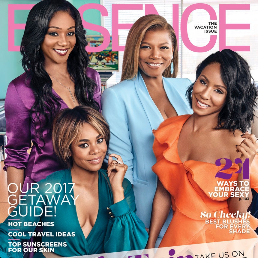 The Cast Of 'Girls Trip' Take Us On An Adventure In ESSENCE's July 2017 Issue