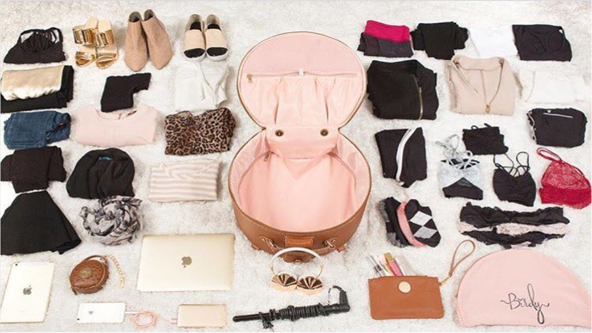 What I Screenshot This Week: The Chic Little Suitcase That Made Me Reevaluate How I Travel