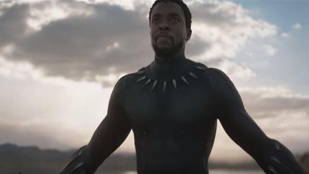 'Black Panther' trailer reveals the futurist wonders of Wakanda