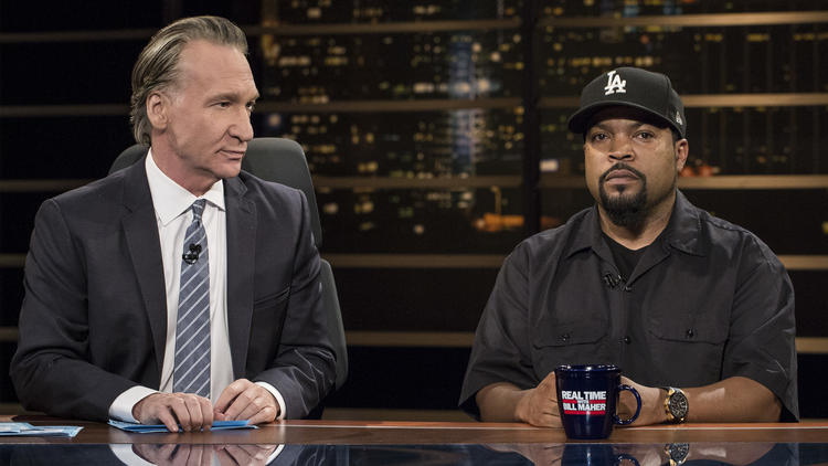 Symone Sanders, Ice Cube, Michael Eric Dyson School Bill Maher On Use Of The 'N— Word'
