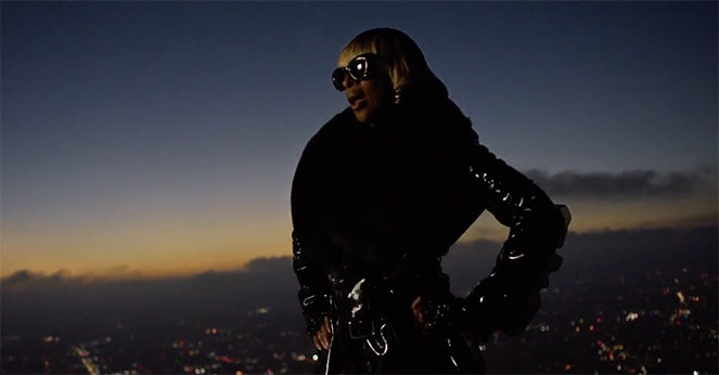 Mary J. Blige Debuts New 'Strength Of A Woman' Video Featuring Niecy Nash, Karrueche Tran