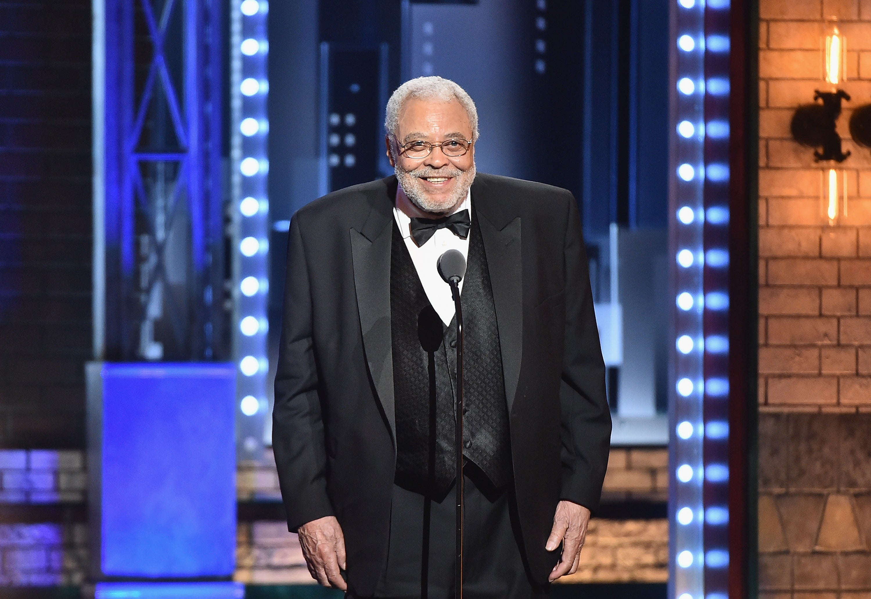 Tony Awards Honor James Earl Jones With Lifetime Achievement Award