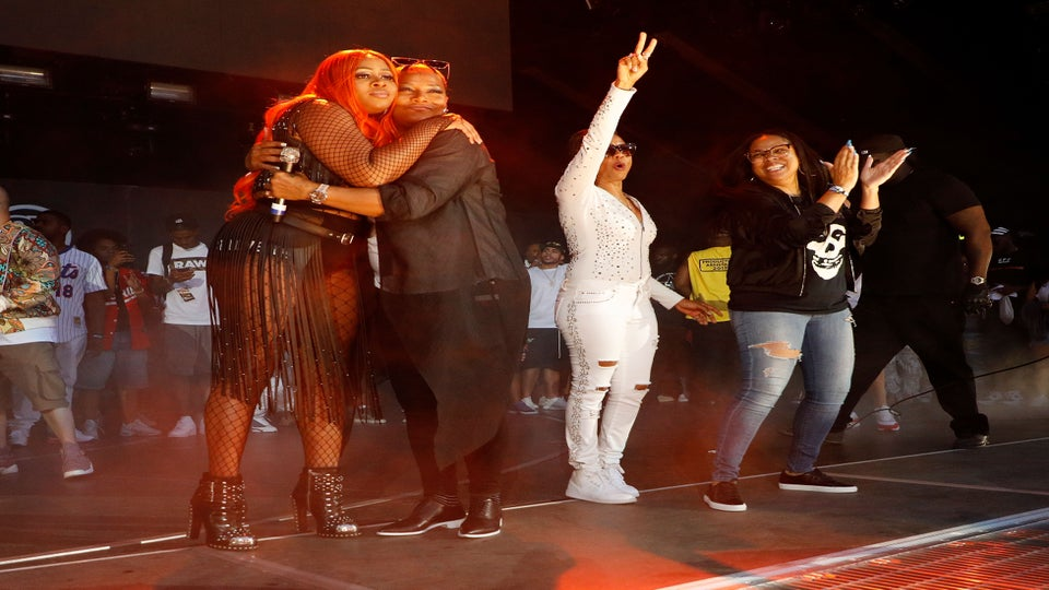 ESSENCE Fest Performer Remy Ma Brings Queen Latifah, Rah Digga, MC Lyte, Lil Kim & More To NYC's Hot 97 Summer Jam